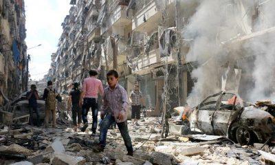 حلب - المصدر: بي بي سي