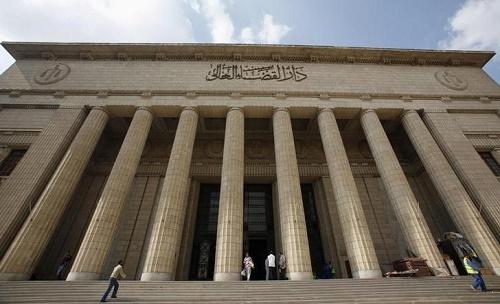 To match Analysis EGYPT-JUDICIARY/