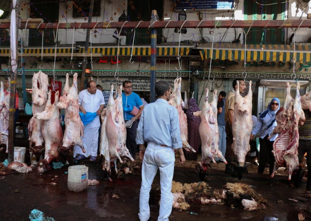 ذبح الأضاحي أول أيام العيد، 28 سبتمبر 2015 - أصوات مصرية