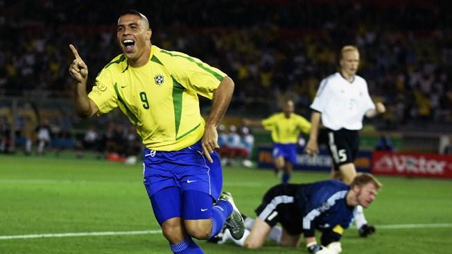 الظاهرة رونالدو في كأس العالم