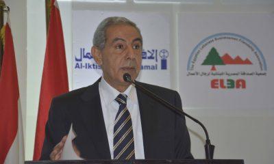 المهندس طارق قابيل - وزرير التجارة والصناعة
