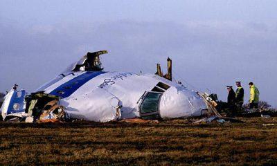 طائرة لوكيربي - أرشيفية