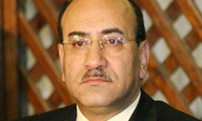 هشام جنينة رئيس الجهاز المركزي للمحاسبات - بوابة الأهرام
