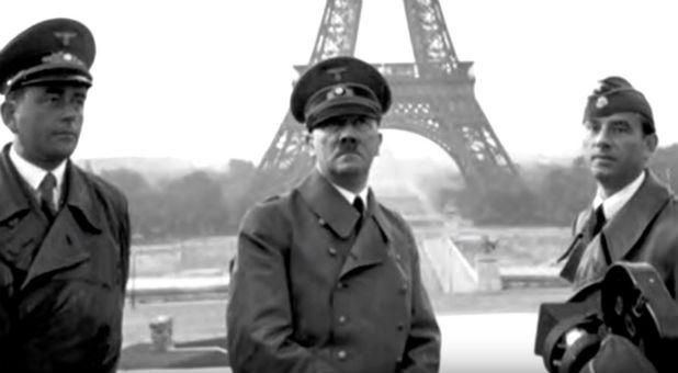Hitler-Eiffel-Tower