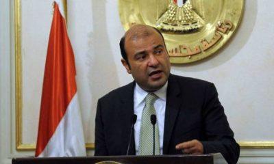 وزير التموين المستقيل خالد حنفي
