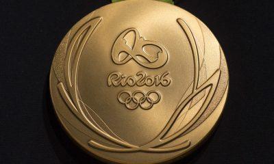 الميدالية الذهبية بأولمبياد ريو دي جانيرو