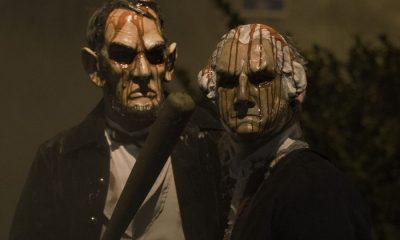 مشهد من فيلم «The Purge»