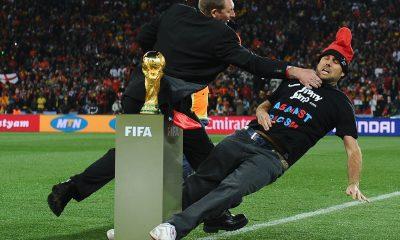 جيمي جامب في نهائي كأس العالم 2010 المصدر: الإندبندنت