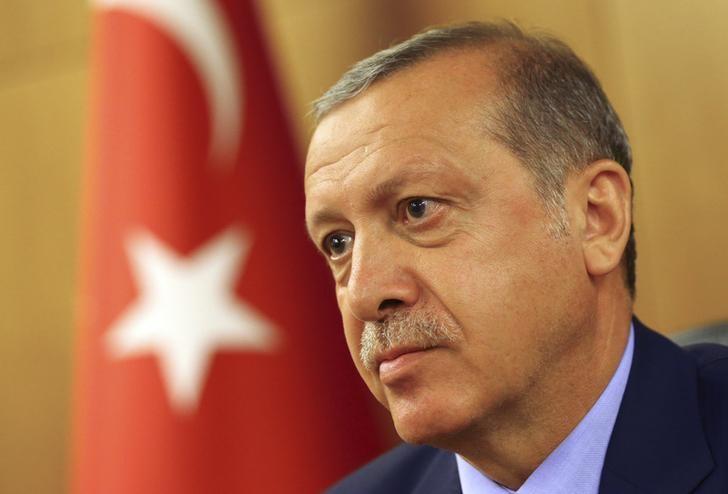 الرئيس التركي رجب طيب إردوغان- صورة من رويترز