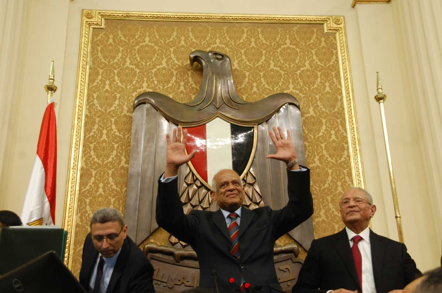 علي عبد العال رئيس مجلس النواب - أصوات مصرية