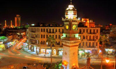 مدينة حلب - مصدر الصورة: ويكيبيديا