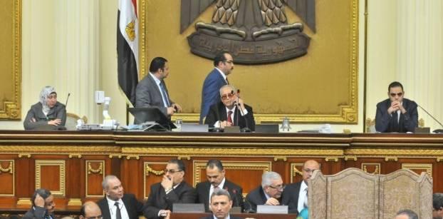 بهاء الدين أبو شقة في إحدى جلسات مجلس النواب - أصوات مصرية